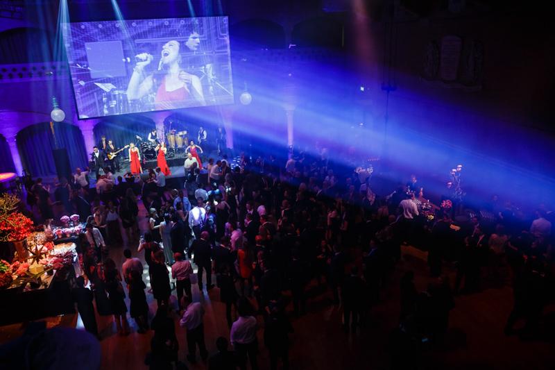 beurs event entertainment